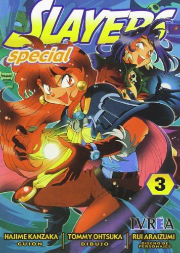 Slayers: Special 3 (Spanish Edition)