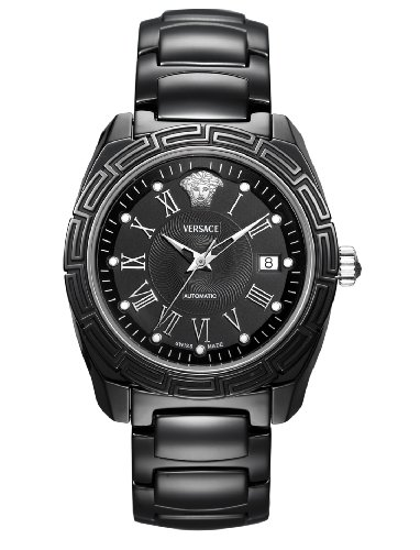 Versace-Unisex-01ACS9D009-SC09-DV-One-Analog-Display-Automatic-Self-Wind-Black-Watch