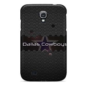 High-end Case Cover Protector For Galaxy S4(dallas Cowboys)