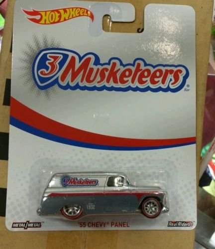 55 chevy panel hot wheel - 4