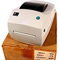 TLP 2844Z Label Printer Monochrome Thermal Transfer 203 x 203 dpi Serial, USB 10/100BaseTX