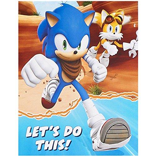 BirthdayExpress Sonic Boom Party Supplies - Invitations ()