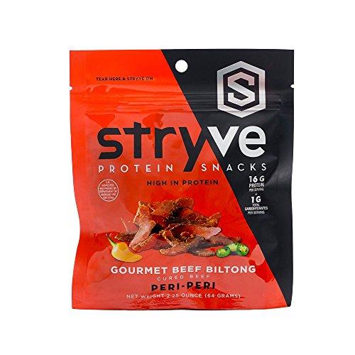Beef Biltong Peri Peri Sugar Protein product image