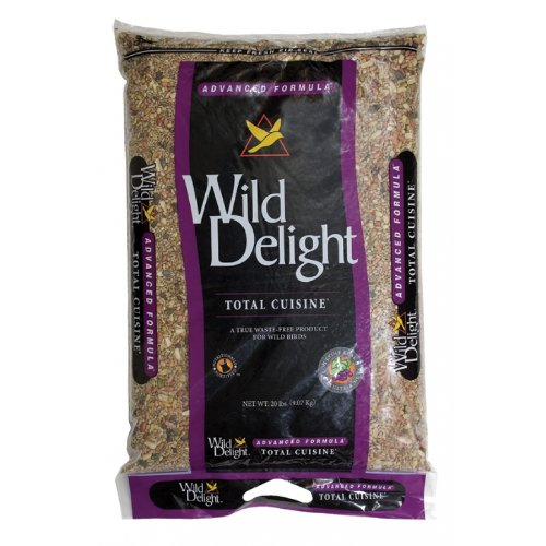 Wild Delight 367200 20-Pound total Cuisine Birdfood, My Pet Supplies