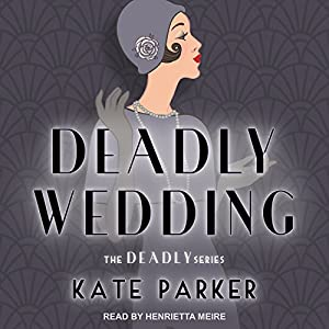 Deadly Wedding Audiobook