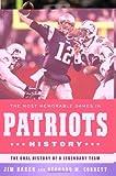 The Most Memorable Games in Patriots History, Bernard M. Corbett and Jim Baker, 1608190676