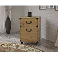 kathy ireland Office by Bush Furniture Ironworks 2-drawer Mobile Pedestal