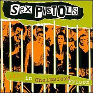 Sex pistols album art