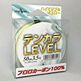 YAMATOYO Tenkara level yellow 50m 3.5 For Sale