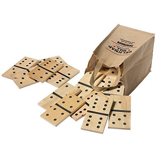 Belknap Hill Trading Post Giant Dominoes Backyard Game by Belknap Hill Trading Post (Image #8)