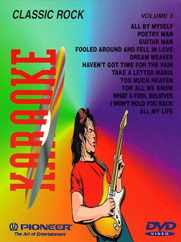 DVD Karaoke (Vol 3 Karaoke Dvd)