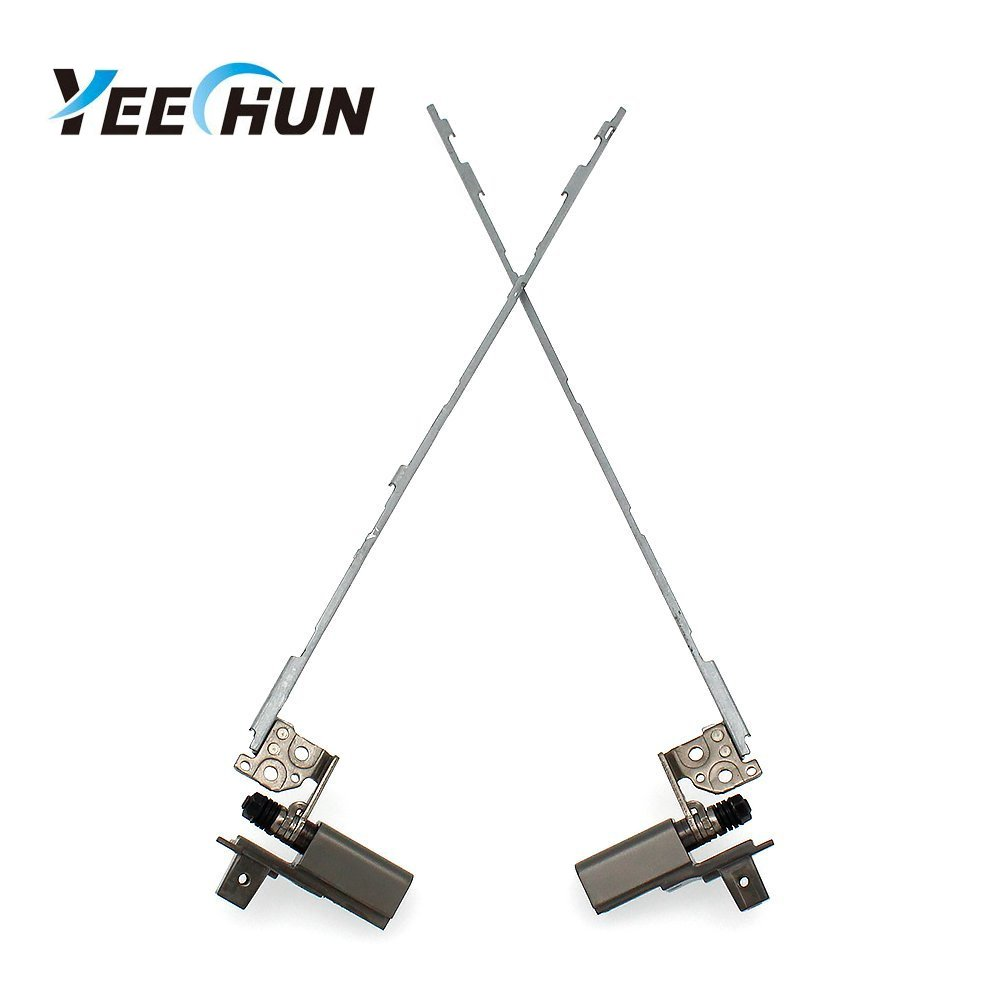 YEECHUN New Notebook LCD Hinges Right & Left Set For IBM Lenovo Thinkpad T540 T540P W540 Series Laptop Part Number : 04X5535 04X5536