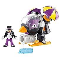 Fisher-Price Imaginext DC Super Friends, el helicóptero del pingüino