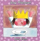 Say Please! (Little Princess Books)
