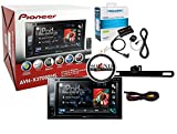 Pioneer AVH-X3700BHS In Dash DVD Receiver with SiriusXM Tuner, Antenna, Backup Camera and a FREE SOTS Air Freshener Included in the Package Deal!