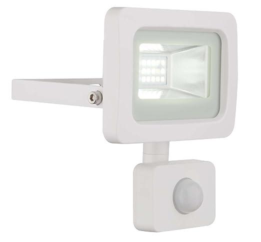 LED Foco exterior con detector de movimiento Foco exterior lámpara foco luz de foco Diseño Lámpara