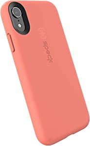 Speck Products CandyShell Fit iPhone XR Case, Apricot Peach/Apricot Peach