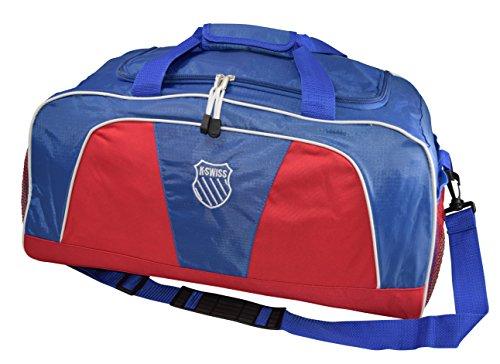 K-Swiss Sport Baseline Sport Travel Duffle Bag 21