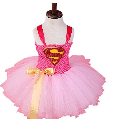 Stark (Girls Superhero Dress)