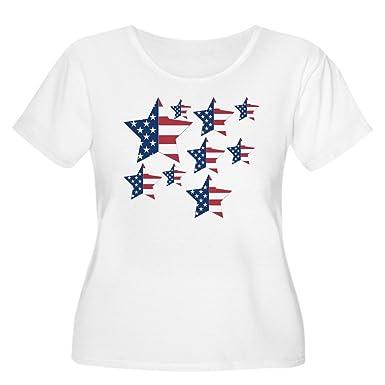 397b077bb72 Amazon.com  CafePress - Starz Plus Size T-Shirt - Women s Plus Size ...