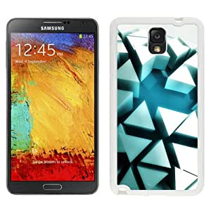 New Beautiful Custom Designed Cover Case For Samsung Galaxy Note 3 N900A N900V N900P N900T With Shattered 3d Sphere (2) Phone Case