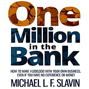 One Million in the Bank Audiobook