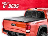 Rough Country Soft Tri-Fold (fits) 2016-2020 Tacoma 6 FT Bed Truck Tonneau Cover 44716601