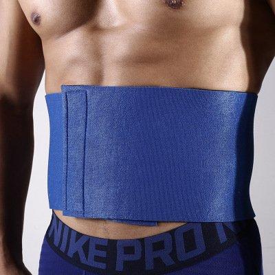 Wuudi Taille Trimmer Exercice Wrap Belt Minceur Body Shaper Tour de Taille d/écran pour Homme Femme