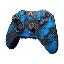 SCUF Infinity1 Digital Camo Blue Controller for Xbox