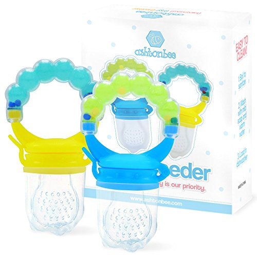 Fresh Food-Fruit Silicone Feeder & Teether