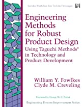 Engineering Methods for Robust Book Design: Using Taguchi Methods in Technology and Book Development (paperback) (Engineering Process Improvement)