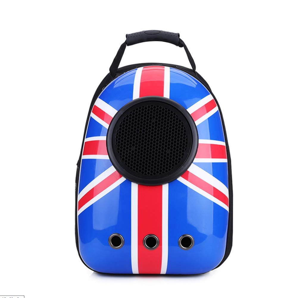 B L&XY Astronaut Pet Cat Dog Puppy Carrier Travel Bag Space Capsule Backpack Breathable