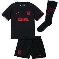 Nike 2019-2020 Atletico Madrid Away Little Boys Mini Kit