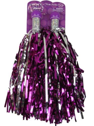 UPC 741414861732, Wish I Was Pom Poms (Purple)