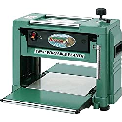Grizzly G0505 Planer - Best Planer for Industrial Use, Runner-up