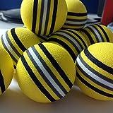 WINGKE 20pcs Sponge Golf Ball Golf Training Soft