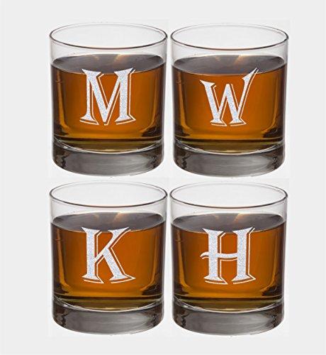 Monogram Highball Glass - 6
