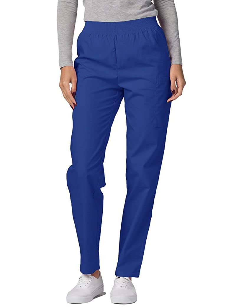 Adar Pantaloni Camice Medico – Pantaloni da Donna Piccola Uniforme Ospedale 503
