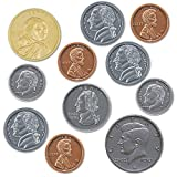 Learning Resources Play Money Coin set of 30