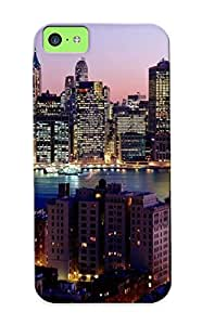 Graceyou Brand New Defender Case For Iphone 6 (4.5) (new York City ) / Christmas's Gift