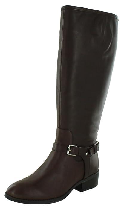 Amazon.com   Lauren Ralph Lauren Marion Riding Boots - Womens   Shoes