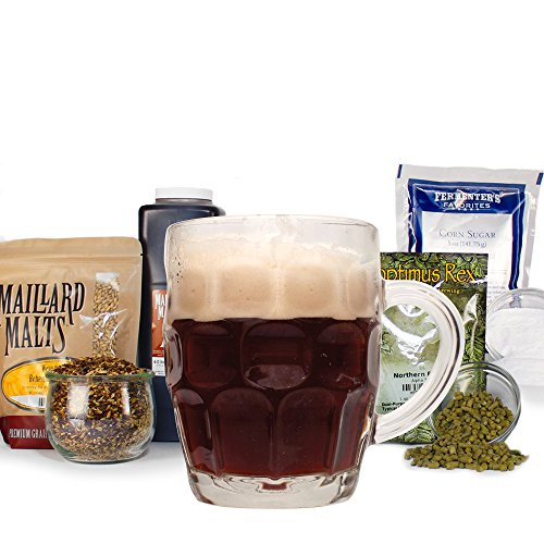 Winter Warmer Strong Ale Homebrew Beer Recipe Kit - Malt Extract