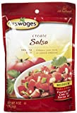 Mrs. Wages Medium Salsa Mix, 4.0 oz. (Pack of 1)