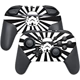 MightySkins Protective Vinyl Skin Decal for Nintendo Switch Pro Controller wrap cover sticker skins Star Rays Review