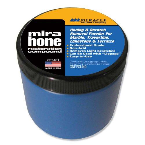 - Miracle Sealants MIRHON Mira Hone Restorative Products, 1 lb.