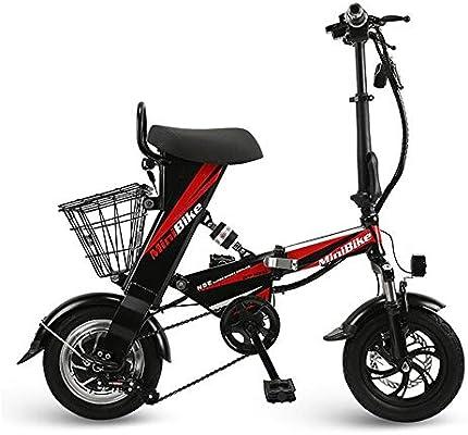 AA100 Bicicleta eléctrica para Adultos, Bicicleta de Hombre/Mujer ...