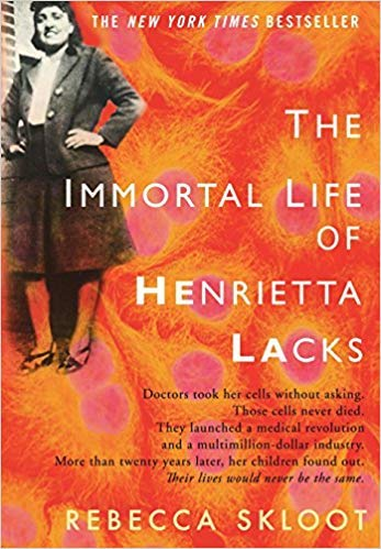 [By Rebecca Skloot ] The Immortal Life of Henrietta Lacks (Hardcover)【2018】by Rebecca Skloot (Author) (Hardcover)
