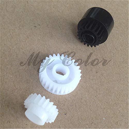 Printer Parts 5X NGERH0002YSZZ NGERH0001YSZZ NGERH0028QSZZ Developer Gear for Sharp AR 160 161 162 163 164 200 201 205 206 207 by Yoton (Image #4)