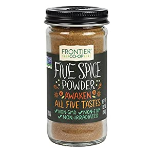 Frontier Five Spice Powder, 1.92-Ounce 516GcojJNAL