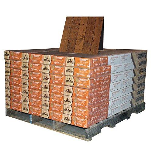 Millstead HandScraped Maple Spice 1/2 in. Thick x 5 in. Wide x Random Length Engineered Hardwood Flooring (868 sq. ft. / pallet)